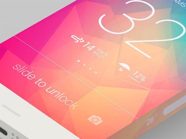 Атмосферные датчики в iPhone 6