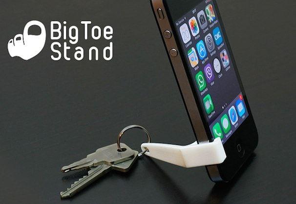 BigToeStand iphone
