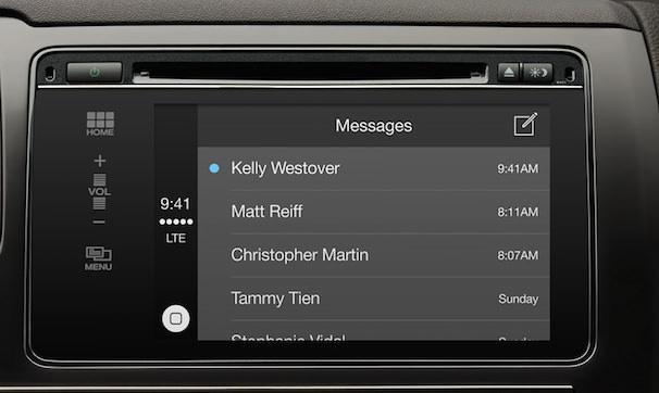 CarPlay - автосервис от Apple