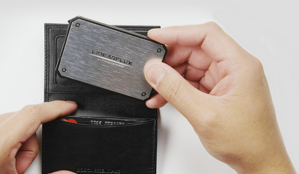 LithiumCard - миниатюрная портативная батарея