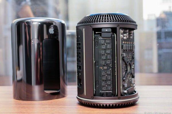 Как заменить процессор в новом Mac Pro