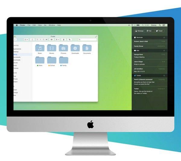 Mac OS X 10.10