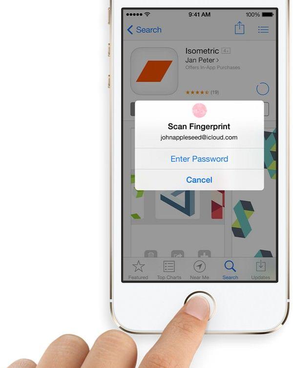 iOS 7.1 вызывает некорректную работу Touch ID