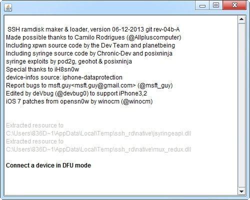 Как снять блокировку активации iOS 7