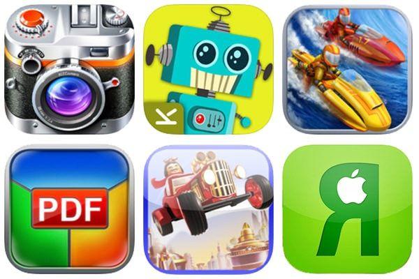 Скидки в App Store на 22.03.14