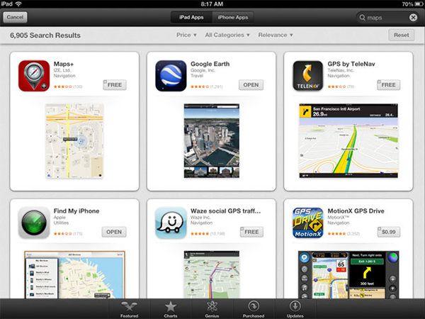 Поиск в AppStore по подобию Chomp