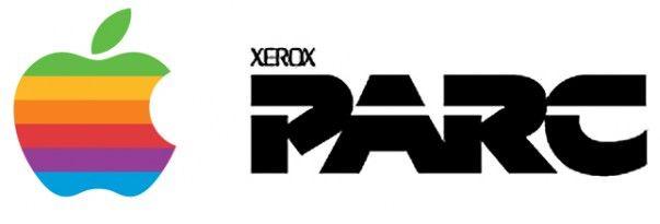 Apple украл дизайн иконки у Xerox
