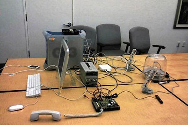 тайная комната Apple