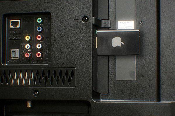 Apple TV  подключение