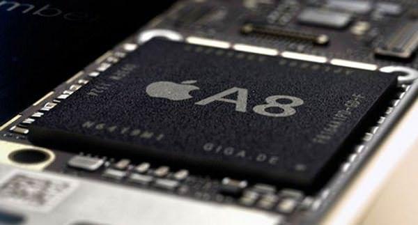 процессоры A8 для iPhone 6