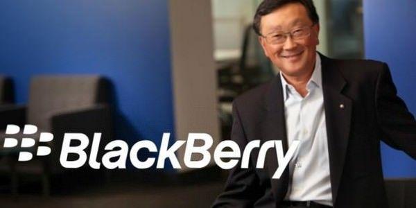 Глава BlackBerry Джон Чен