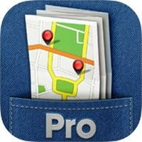 Приложение City Maps 2Go