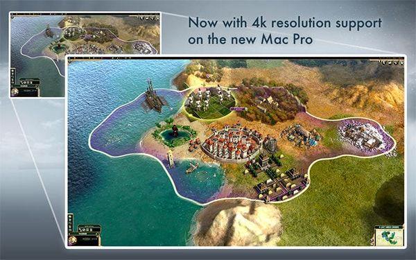Civilization V теперь в 4K