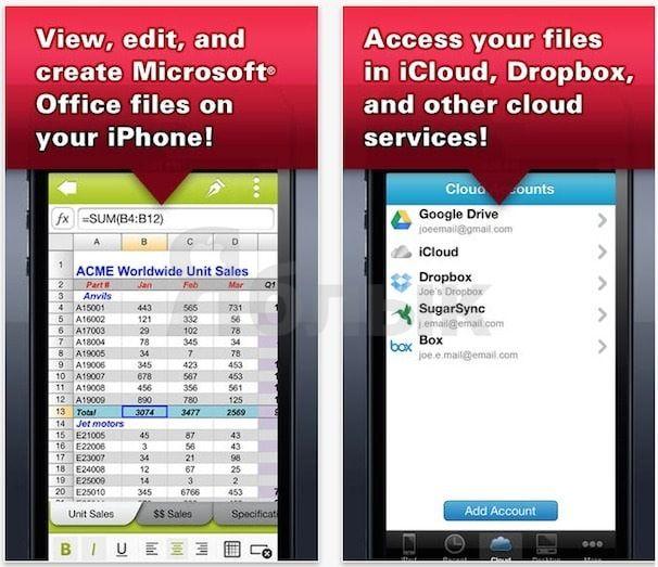 documents to go для phone iPad yablyk