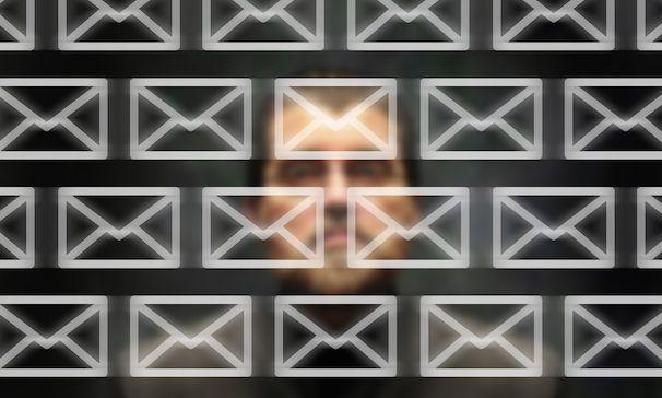 шпион в электронной почте