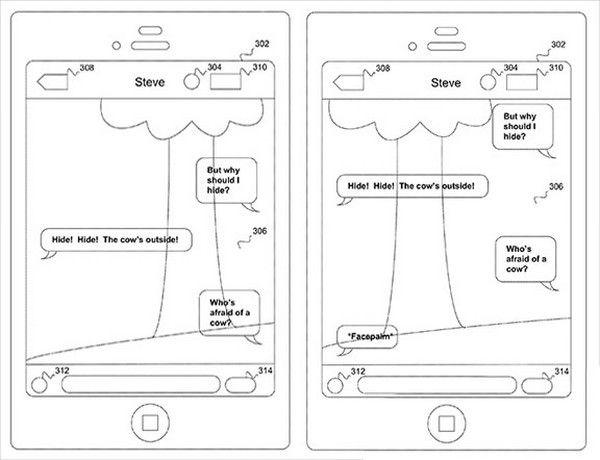 iPhone станет «прозрачным»