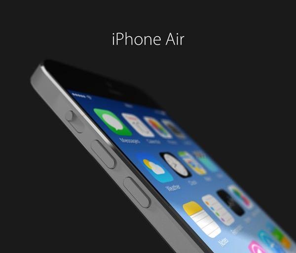 4,7-дюймовый iPhone Air