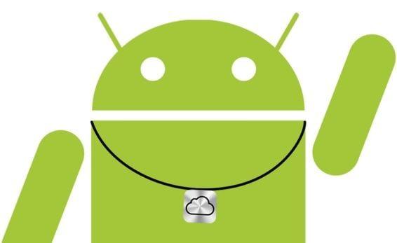 iCloud на android смартфоне