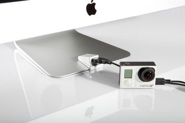 фронтальный USB-порт для iMac