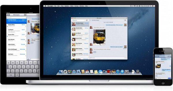 iMessage и FaceTime