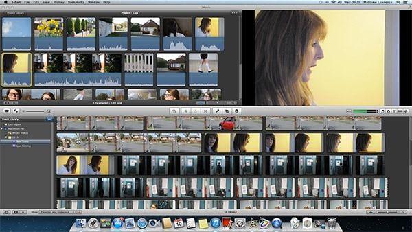 iMovie для Mac