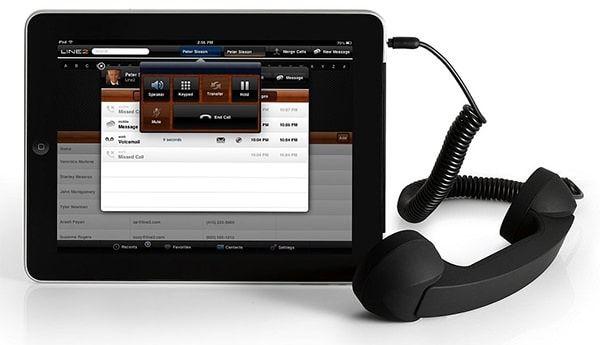 Телефон из iPad