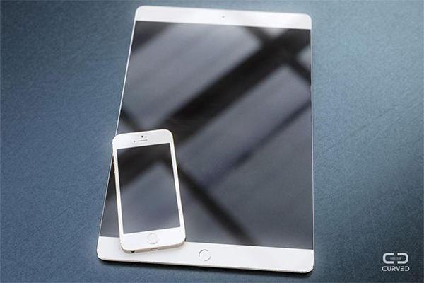 iPad Pro и iPhone