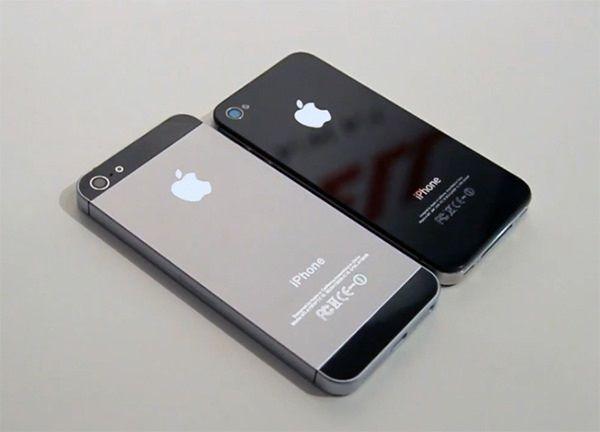 Корпус iPhone 5s и 4s