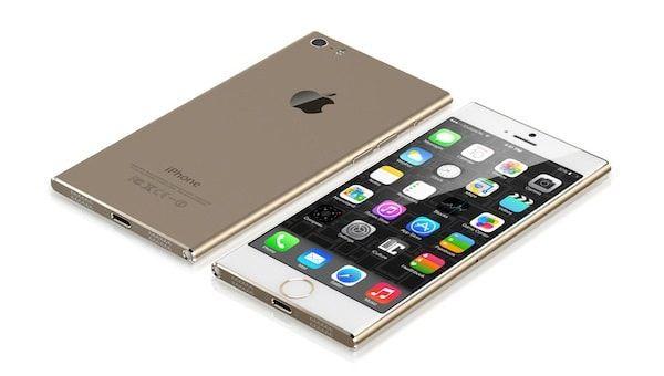 Концепт iPhone 6 nano