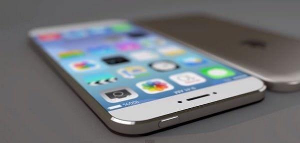 Концепт супертонкого iPhone 6
