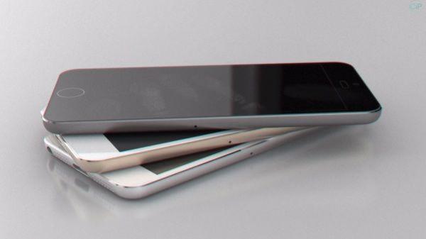 Новый дизайн iPhone 6