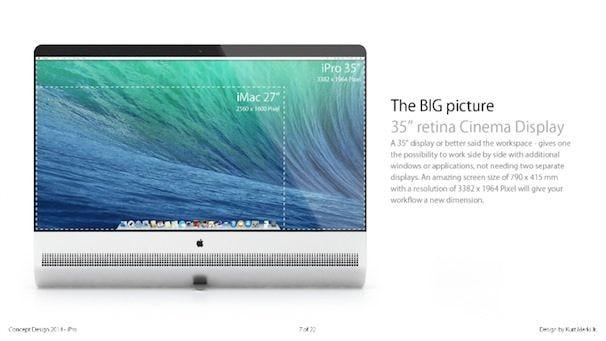 ipro - iMac и Mac Pro в одном комьютере