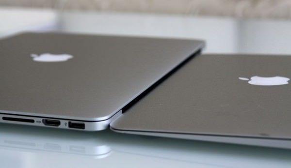 MacBook Air с дисплеем Retina
