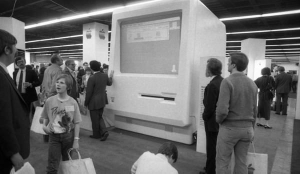 MacWorld 1985 года