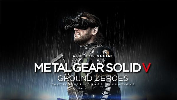 Metal Gear Solid V