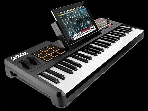 Midi инструменты и iPad