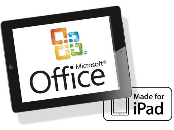 Office для iPad бесплатно