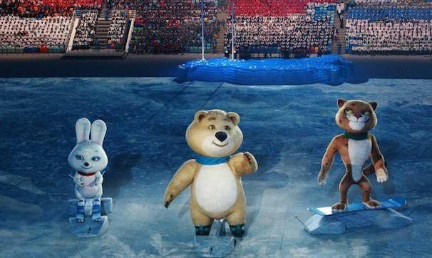 Олимпийский игры в Сочи