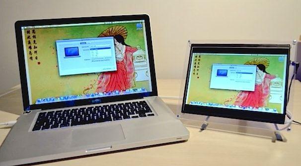 дисплей Retina от iPad как дополнительный экран к Mac