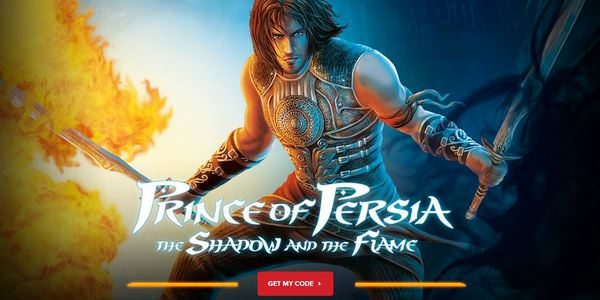 Игру Prince of Persia