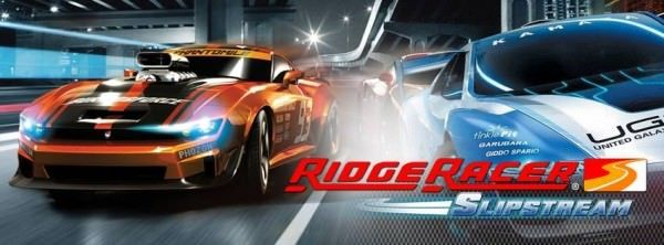Автосимулятор Ridge Racer Slipstream