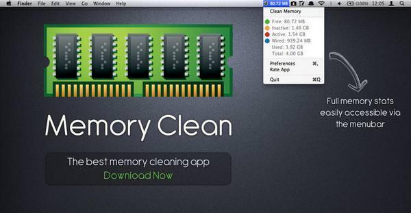 Как освободить операционную память
