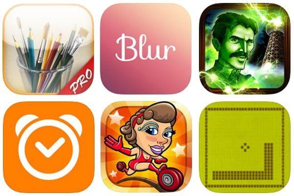 Скидик в App Store на 24.03.14