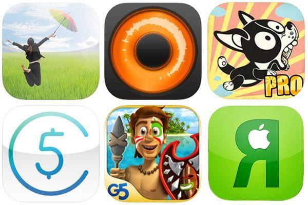 Скидки в App Store 25.03.14