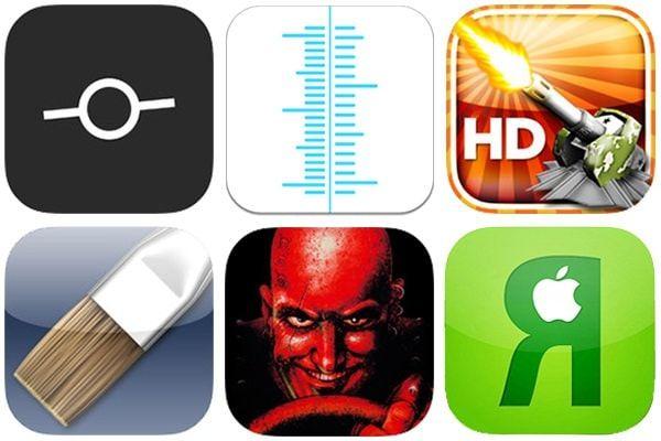 Скидки в App Store на 28-03-14