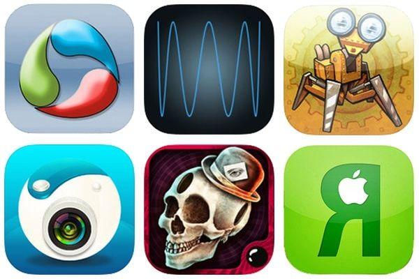 Скидки в app Store за 27.03.14