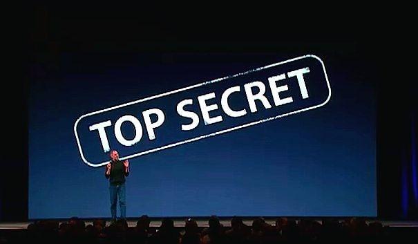 Стив Джобс совершенно секретно