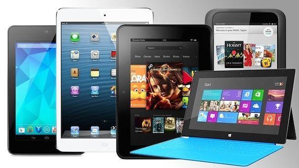 планшеты tablets