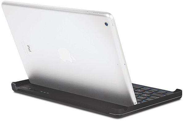 Kensington KeyCover для iPad Air слабая защита