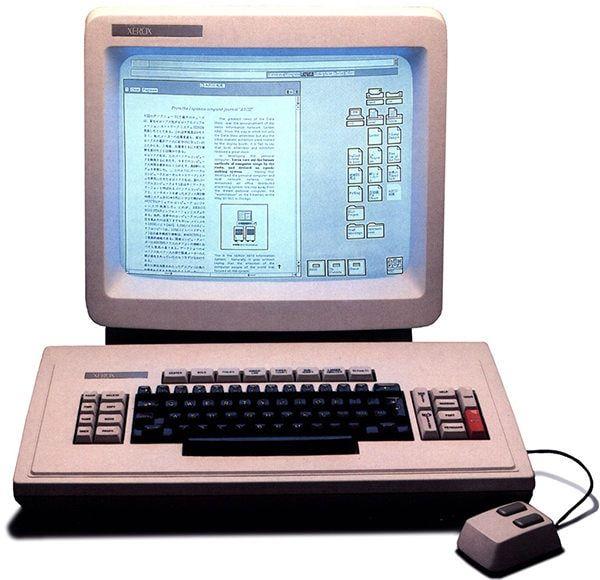 Xerox Sparc